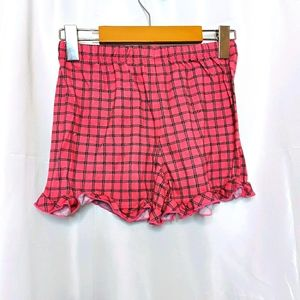 Joe Fresh Girl's Pajama Shorts Size L(10/12)